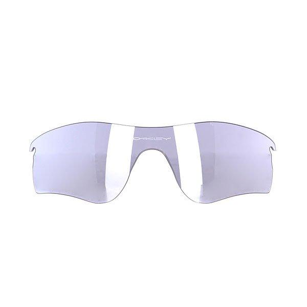 Линза для маски (мото/вело) Oakley Radarlock Path Repl Lens Slate Iridium<br><br>Цвет: серый<br>Тип: Линзы<br>Возраст: Взрослый<br>Пол: Мужской