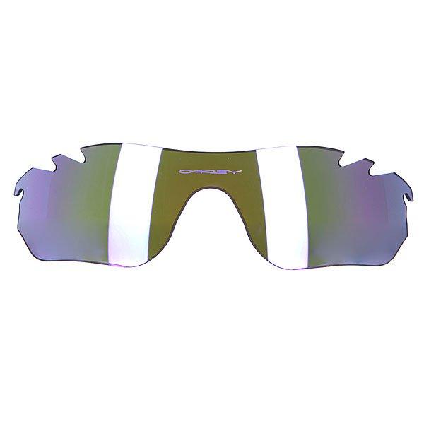 Линза для маски (мото/вело) Oakley Radarlock Edge Repl Lens Kit Violet Id VentedHDO optics -технология позволившая фильтрам Oakley достичь 100%-ой оптической корректности, благодаря этому вы можете видеть ясно и четко без увеличения, свойственного обычным оптическим линзам.Plutonite - материал из которого изготовлены все фильтры Oakley, дают 100% защиту от ультрафиолета A/B/C и блокирует 100% вредного ультрафиолетового  излучения на расстоянии до 400 нанометров. Impact protection - все фильтра Oakley проходят тесты на ударопрочность, включающий удар металлического шарика на скорости 164 километра в час и падение стержня весом 0.5 килограмм с метровой высоты.                                                   Технические характеристики: Запатентованная технология High Definition Optics® обеспечивает идеальную прозрачность линз и ударопрочность.Устойчивый к царапинам фильтр PLUTONITE® на 100% защищает от ультрафиолетового излучения (блокирует вредное UVA, UVB, UVC излучение, а также ультрафиолетовое излучение до 400 NM).Оптическая точность и производительность линз соответствует международному стандарту ANSI Z80.3.Для моделей масок Oakley Radarlock.<br><br>Цвет: зеленый<br>Тип: Линзы<br>Возраст: Взрослый<br>Пол: Мужской