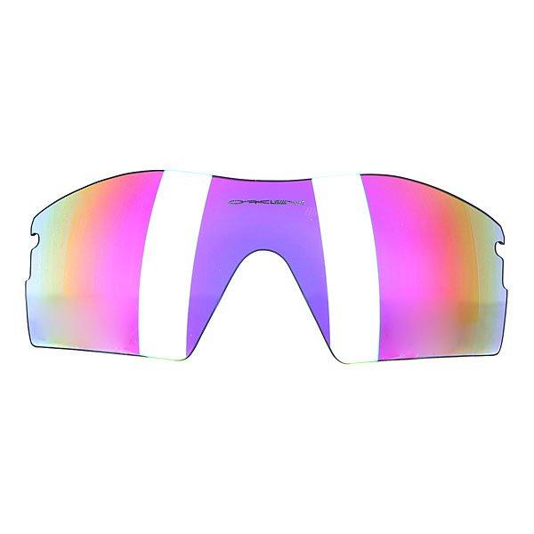 Линза для маски (мото/вело) Oakley Radar Xl Blades Repl Lens Kit G26 Iridium<br><br>Цвет: фиолетовый<br>Тип: Линзы<br>Возраст: Взрослый<br>Пол: Мужской
