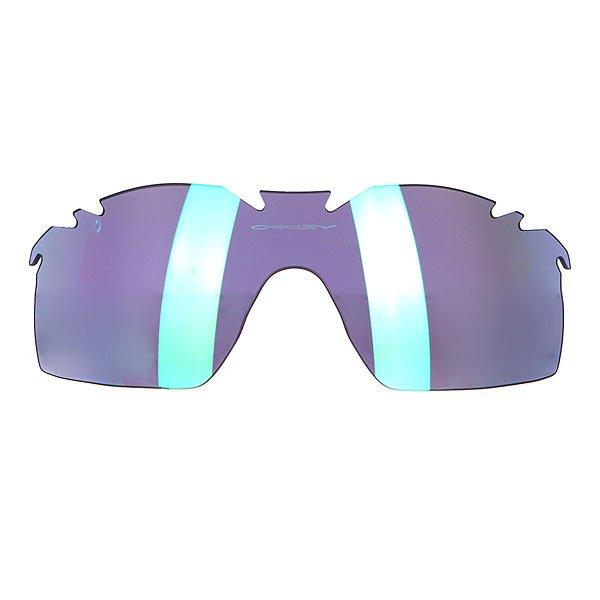 Линза для маски (мото/вело) Oakley Radarlock Xl Repl Lens Jade Iridium Vntd<br><br>Цвет: фиолетовый<br>Тип: Линзы<br>Возраст: Взрослый<br>Пол: Мужской