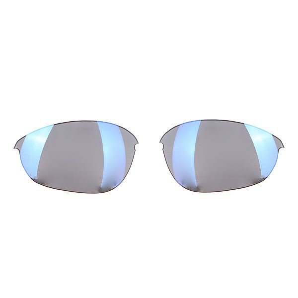 Линза для маски (мото/вело) Oakley Half Jacket Repl Lens Kit Ice Iridium Polarized