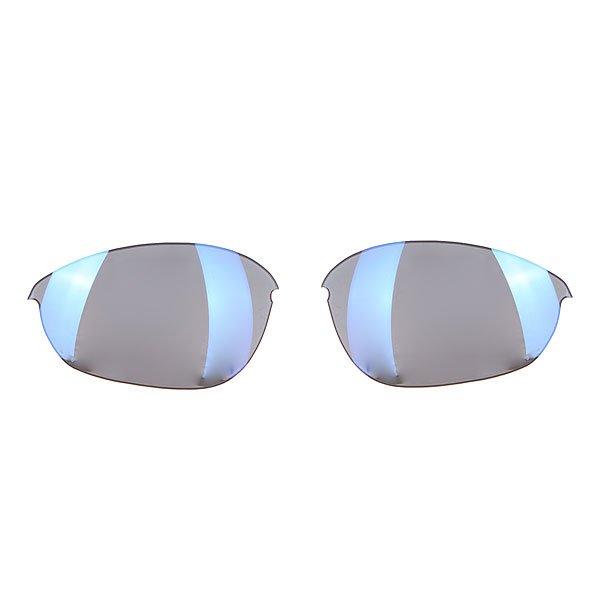 Линза для маски (мото/вело) Oakley Half Jacket Repl Lens Kit Ice Iridium Polarized<br><br>Цвет: черный<br>Тип: Линзы<br>Возраст: Взрослый<br>Пол: Мужской