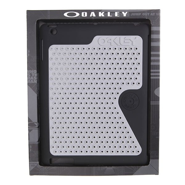 Чехол для iPad Oakley B1b Black