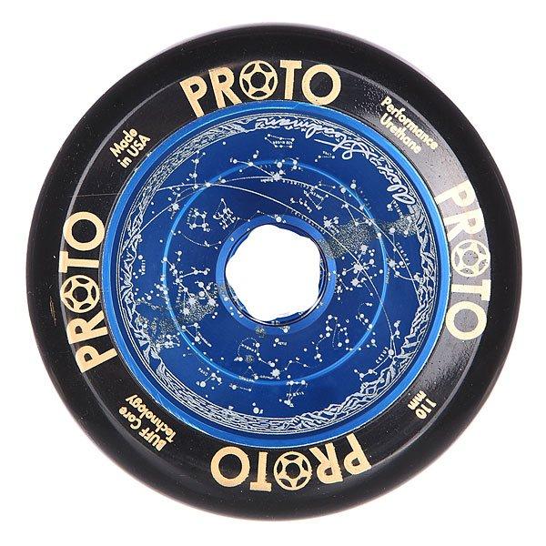 Колесо для самоката  Proto Scooters Gripper Alex Steadman Sig. V2 110mm Midnight BlueОригинальные колеса Proto, плавные и сильные, и имеют превосходное соотношение прочности и веса.Технические характеристики: Подпись Alex Steadman на сердечнике.Лазерная гравировка созвездий.Улучшенный уретан.Технология Buff Core блокирует уретан и предотвращает его выбивание.Сделано в США.<br><br>Цвет: синий,черный<br>Тип: Колесо для самоката
