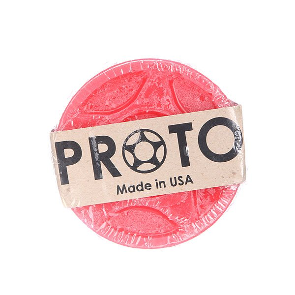 Парафин Proto Scooters Street Lube Wax Strawberry Red