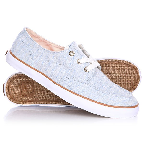 Мокасины женские Reef Girls Deckhand 3 Tx Blue Chambray