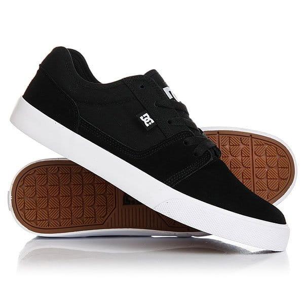 Кеды кроссовки низкие DC Tonik Black/White dc shoes кеды dc heathrow se 11