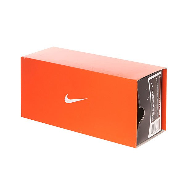 Очки Nike Optics Charger Anthracite/Gym Grey W/Ml Red Flash Lens