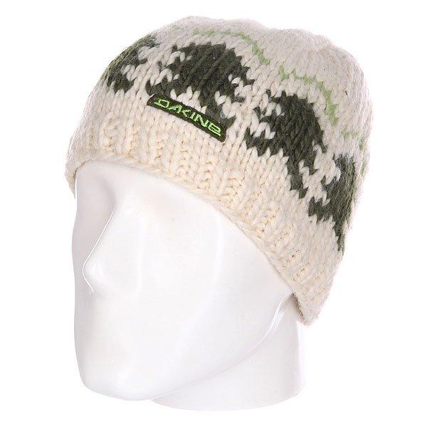 шапка-вязаная-dakine-trees-white