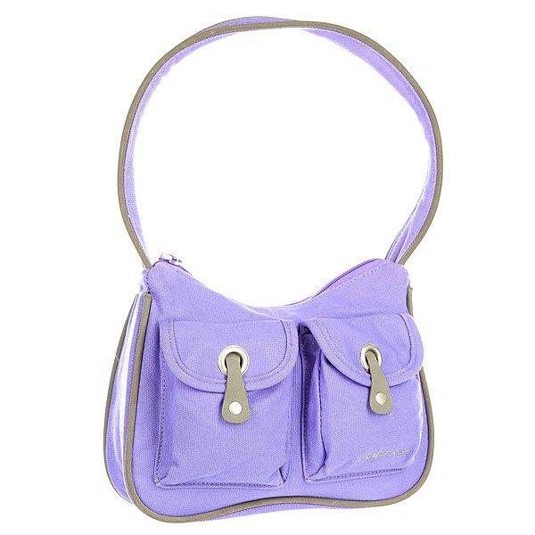 Сумка женская Dekline Samba Purse Violet<br><br>Цвет: фиолетовый<br>Тип: Сумка<br>Возраст: Взрослый<br>Пол: Женский