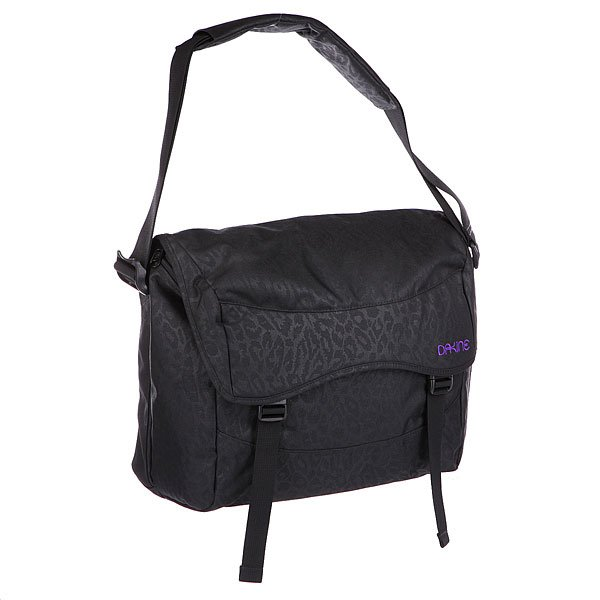 Сумка женская Dekline Girls Messenger Bag Sm Chetah<br><br>Цвет: черный<br>Тип: Сумка<br>Возраст: Взрослый<br>Пол: Женский