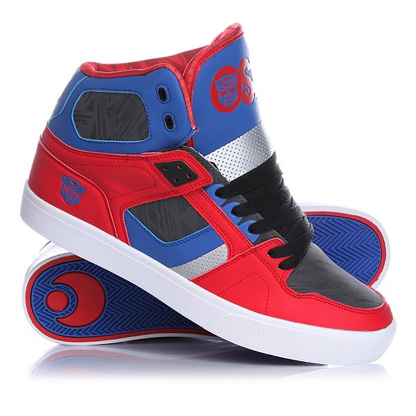 ���� ��������� ������� Osiris Nyc 83 Vulc Optimus Prime