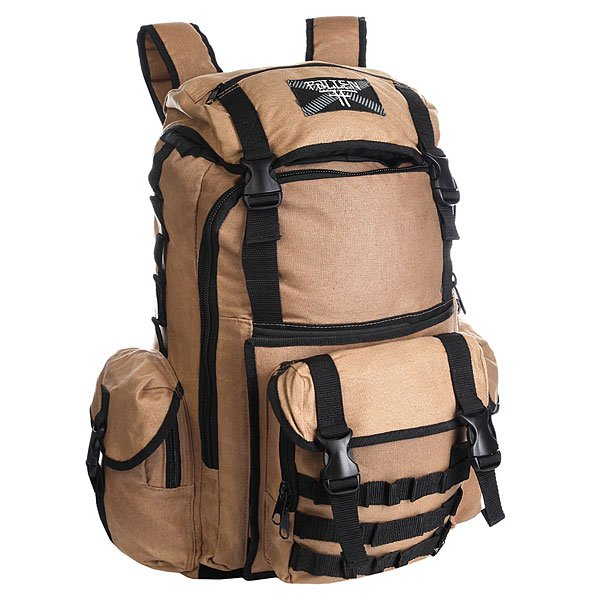 Рюкзак Fallen Sandoval Signature Backpack Med.brown
