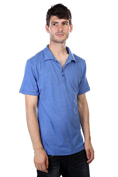 ���� Osiris Crosby Polo Shirt Royal