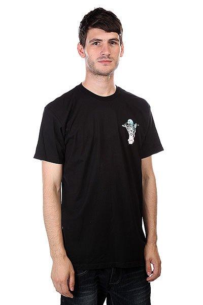 Футболка Osiris Tee Bomber Black футболка osiris tee bomber white