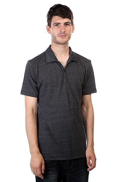 ���� Osiris Crosby Polo Shirt Black