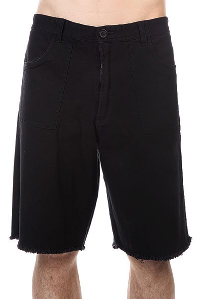 Шорты Fallen Military Short Black шорты пляжные fallen board short rising sun black black