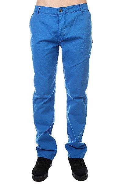 Джинсы Fallen Byron Chino Sky Blue<br><br>Цвет: голубой<br>Тип: Джинсы узкие<br>Возраст: Взрослый<br>Пол: Мужской