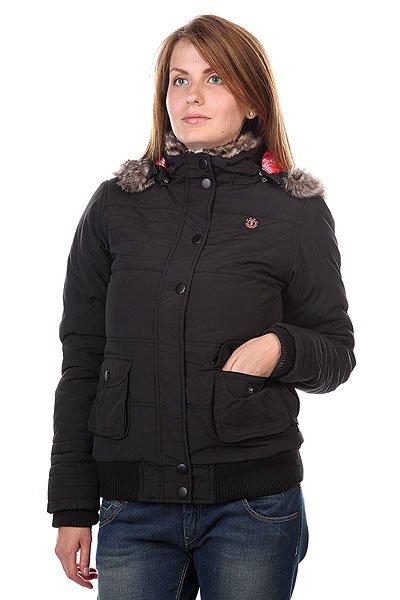 Куртка женская Element Embark Bis Black