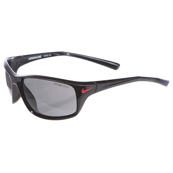 очки-nike-optics-adrenaline-grey-lens-black
