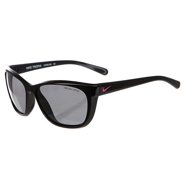 Очки Nike Optics Trophi Foil Black/Pink Grey Lens