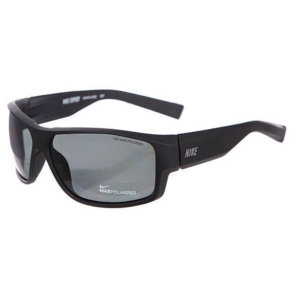 Очки Nike Optics Expert P Grey Max Polarized Lens Matte Black