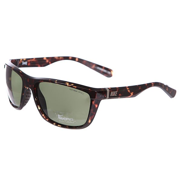 Очки Nike Optics Swag Green Lens Tortoise