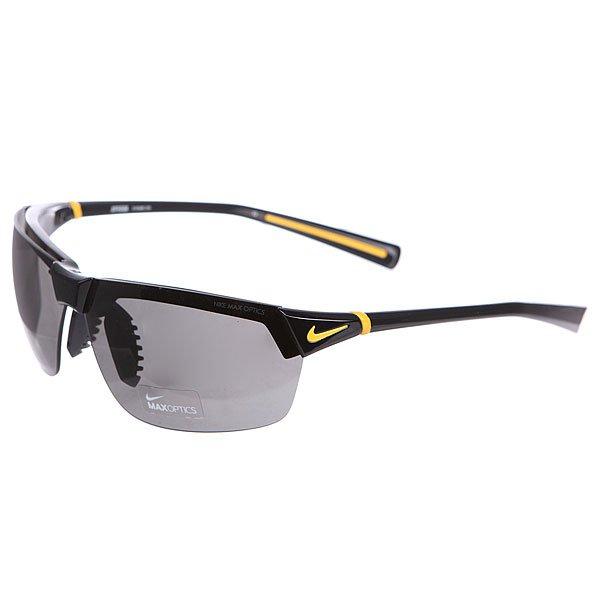 Очки Nike Optics Hyperion Grey Lens Black очки для водителей уфа