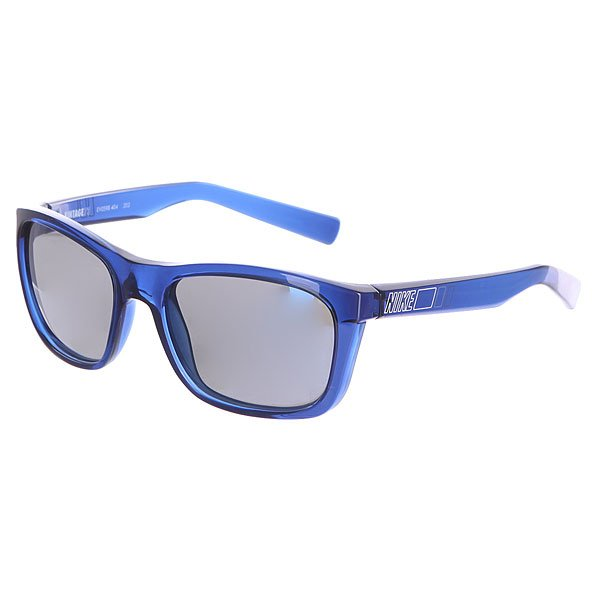 Очки Nike Optics Vintage Mdl. 73 Grey W/ Blue Sky Flash Lens/Dark Blue