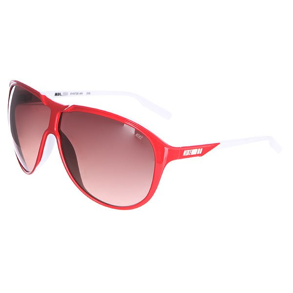 Очки Nike Optics Mdl 210 Mauve Gradient Lens/Hyper Red/White
