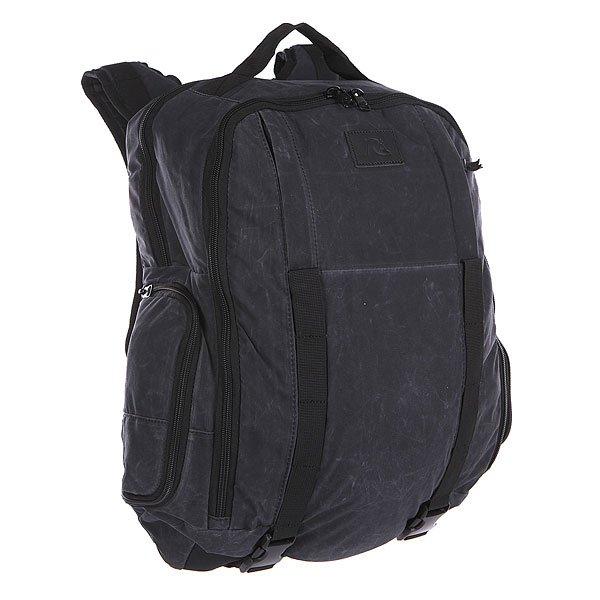 Рюкзак городской Quiksilver Holster 30l Oldy BlackПрекрасный рюкзак модного кроя, в который можно поместить все, что вам нужно и даже больше.Характеристики:  Просторное основное отделение на молнии. Первоклассный внутренний органайзер. Внутреннее мягкое отделение для ноутбука диагональю до 15 дюймов.Мягкие регулируемые лямки.  Удобная ручка сверху для переноски рюкзака в руках. Защитная уплотненная задняя панель из технологичного материала Q-tec.  Карман с флисовой подкладкой для очков. Боковые карманы. Крупный вертикальный карман с быстрым доступом.  Регулируемые стрепы для снаряжения.<br><br>Цвет: черный<br>Тип: Рюкзак городской<br>Возраст: Взрослый<br>Пол: Мужской