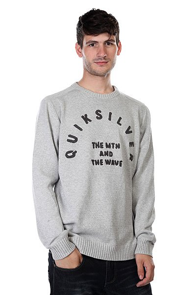 ������ Quiksilver Bowled Out Light Grey Heather