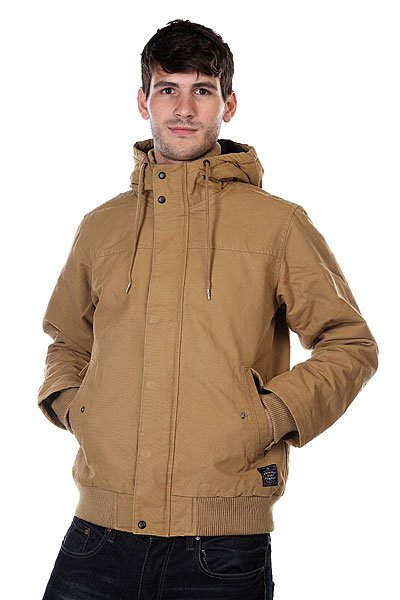 Куртка Quiksilver Brooks Dull Gold