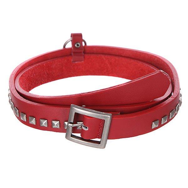 Ремень Flip Crusadin Bondage Red<br><br>Цвет: красный,серый<br>Тип: Ремень<br>Возраст: Взрослый<br>Пол: Мужской
