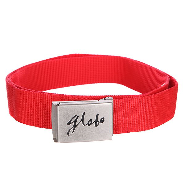 Ремень Globe Euroscout Red<br><br>Цвет: красный<br>Тип: Ремень<br>Возраст: Взрослый<br>Пол: Мужской