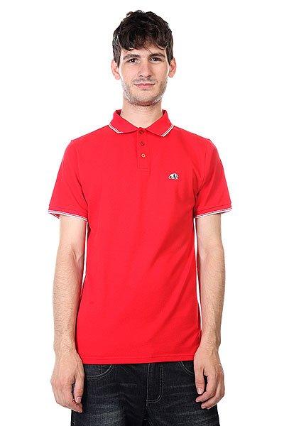 Поло Enjoi Specials Polo Red<br><br>Цвет: красный<br>Тип: Поло<br>Возраст: Взрослый<br>Пол: Мужской