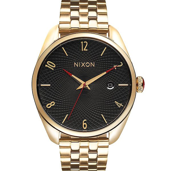 Часы женские Nixon Bullet All Gold/Black