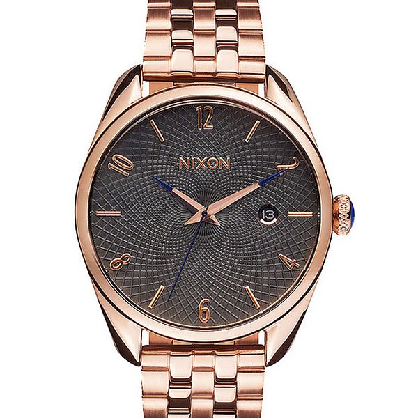 Часы женские Nixon Bullet All Rose Gold/Gunmetal