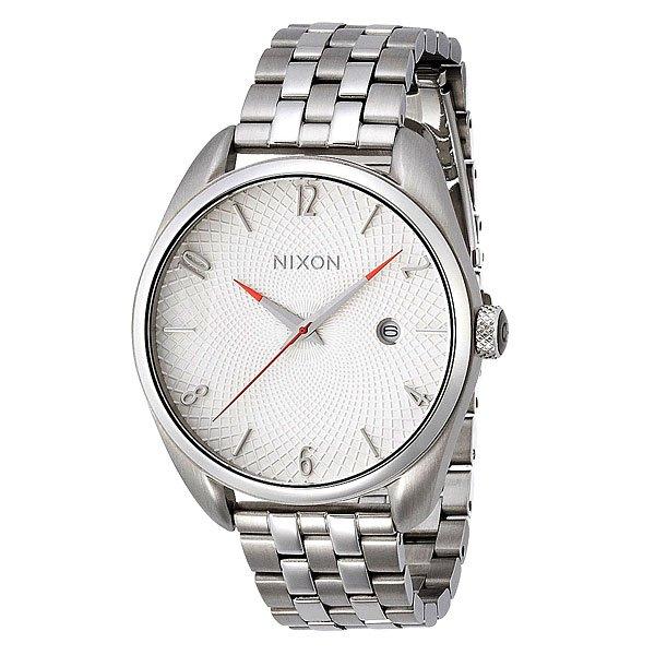 Часы женские Nixon Bullet White nixon часы nixon a418 2129 коллекция bullet