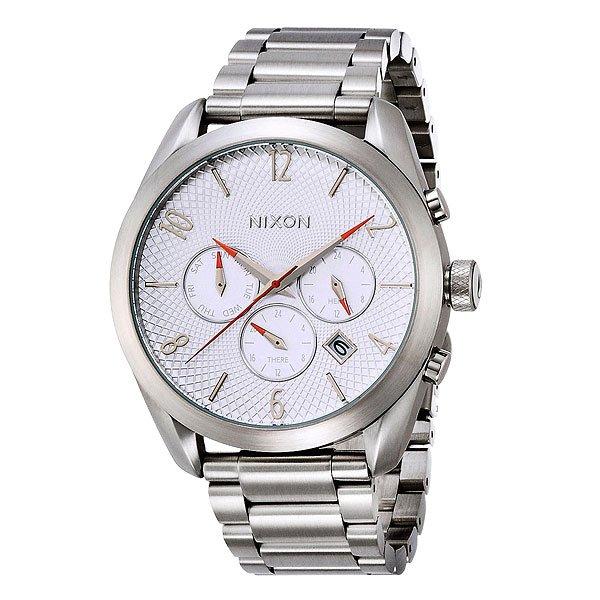 Часы женские Nixon Bullet Chrono White часы для кухни 21 век 3232 861