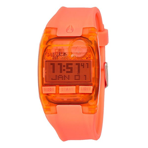 Часы Nixon Comp S All Bright Coral nixon comp s