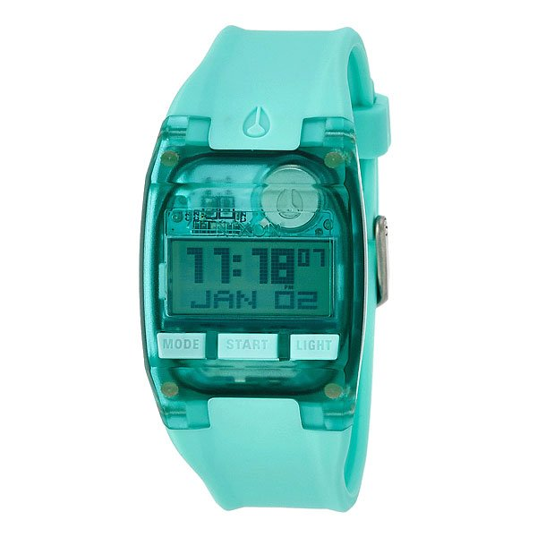 Часы Nixon Comp S All Light Blue nixon comp s