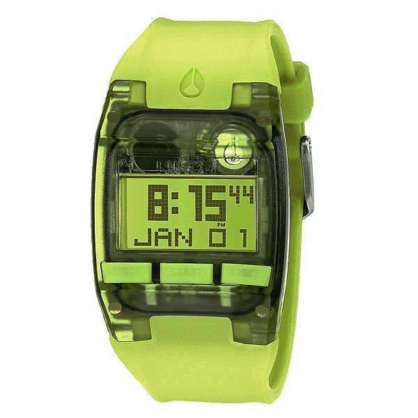 Часы Nixon Comp S All Neon Green nixon comp s