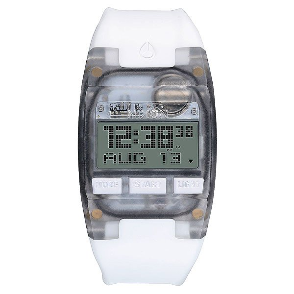 Часы Nixon Comp S All White nixon comp s
