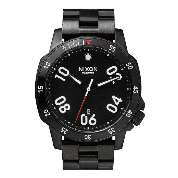Часы Nixon Ranger All Black nixon часы nixon a514 2072 коллекция ranger