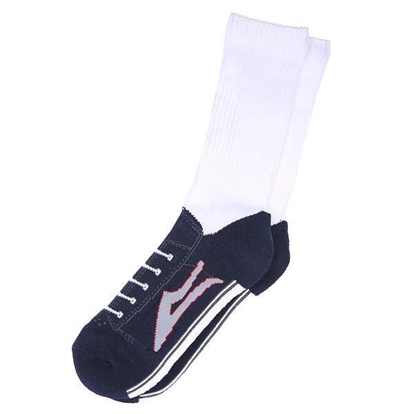 Носки высокие Lakai Brea White