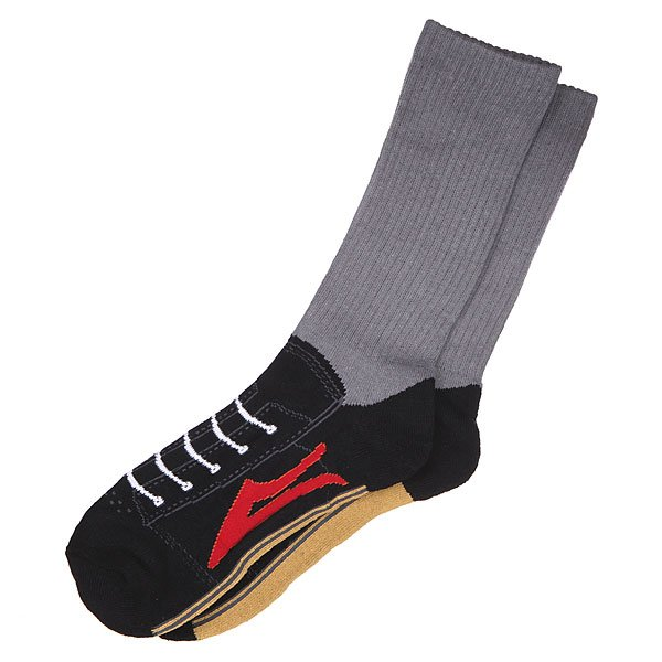Носки высокие Lakai Brea Grey