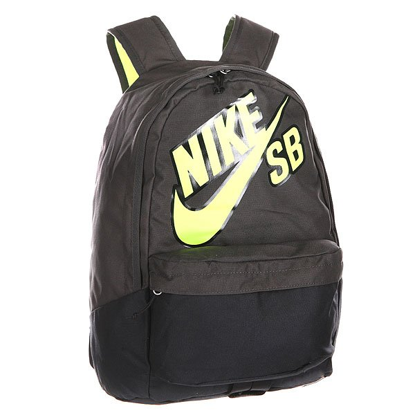 Рюкзак Nike 6.0 Piedmont Backpack 26L Black/Brown