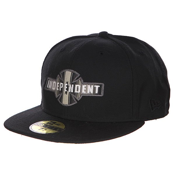 ��������� New Era Independent Eg/Bc Fitted Black