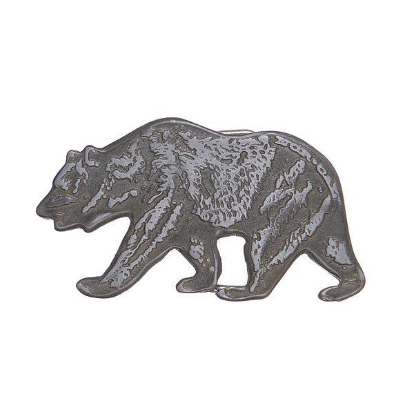 Пряжка Nor Cal Big Ben Nickel<br><br>Цвет: серый<br>Тип: Пряжка<br>Возраст: Взрослый<br>Пол: Мужской
